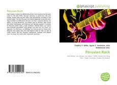 Bookcover of Peruvian Rock