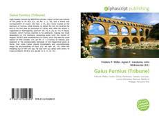 Buchcover von Gaius Furnius (Tribune)