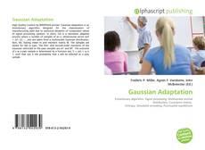 Capa do livro de Gaussian Adaptation