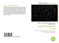 Bookcover of Loons: The Fight for Fame