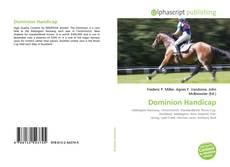 Buchcover von Dominion Handicap
