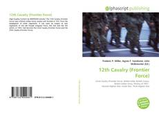Bookcover of 12th Cavalry (Frontier Force)