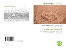 Bookcover of Crown of Sonnets