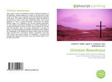 Portada del libro de Christian Rosenkreuz