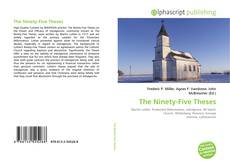 The Ninety-Five Theses kitap kapağı