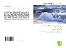 Bookcover of New Wave