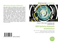 Bookcover of IBM Systems Network Architecture