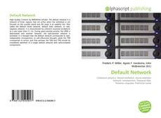 Bookcover of Default Network