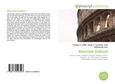 Couverture de Maurizio Galbaio