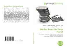 Brother from the Same Planet kitap kapağı