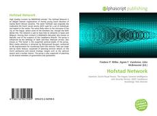 Hofstad Network kitap kapağı