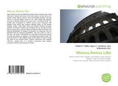 Couverture de Marcus Annius Libo