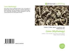 Bookcover of Ceres (Mythology)