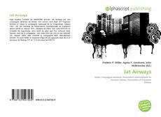 Capa do livro de Jat Airways