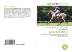 Lane's End Stakes kitap kapağı