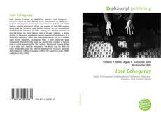 Capa do livro de José Echegaray