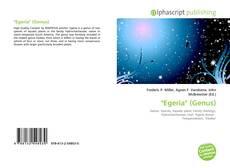 Capa do livro de ''Egeria'' (Genus)