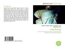 Lola Bunny kitap kapağı