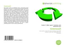 Couverture de Greenwash