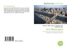 Bookcover of K11 (Skyscraper)