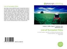 Обложка List of Surrealist Films