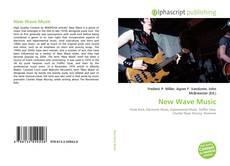 Buchcover von New Wave Music