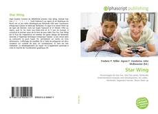 Bookcover of Star Wing