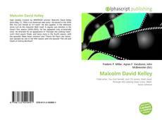 Buchcover von Malcolm David Kelley