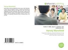 Обложка Harvey Mansfield