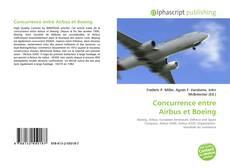 Capa do livro de Concurrence entre Airbus et Boeing