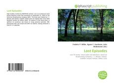 Bookcover of Lost Episodes