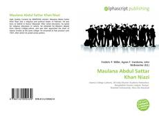 Обложка Maulana Abdul Sattar Khan Niazi