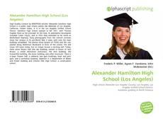 Portada del libro de Alexander Hamilton High School (Los Angeles)