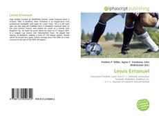 Portada del libro de Lewis Emanuel