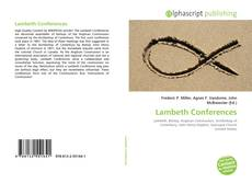 Lambeth Conferences的封面