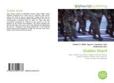 Bookcover of Shabbir Sharif