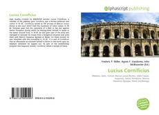 Bookcover of Lucius Cornificius