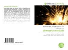 Capa do livro de Zoroastrian Festivals