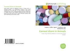 Capa do livro de Corneal Ulcers in Animals