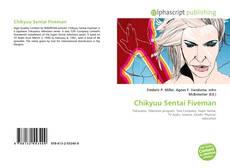 Portada del libro de Chikyuu Sentai Fiveman