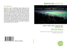 Bookcover of Daniel Nava