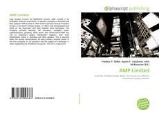 AMP Limited的封面