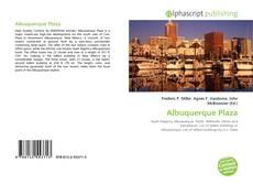 Portada del libro de Albuquerque Plaza