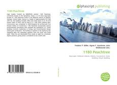 Bookcover of 1180 Peachtree