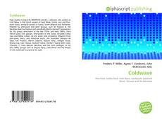 Bookcover of Coldwave