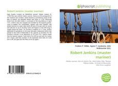 Copertina di Robert Jenkins (master mariner)