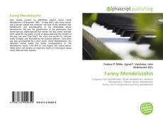 Bookcover of Fanny Mendelssohn