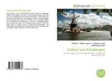 Bookcover of Isidore van Kinsbergen
