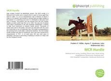 Bookcover of MCR Hurdle