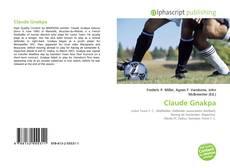 Bookcover of Claude Gnakpa